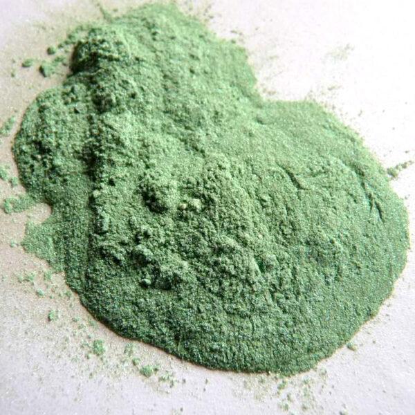 brillant nacre vert