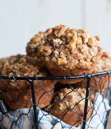 muffin-noisettes